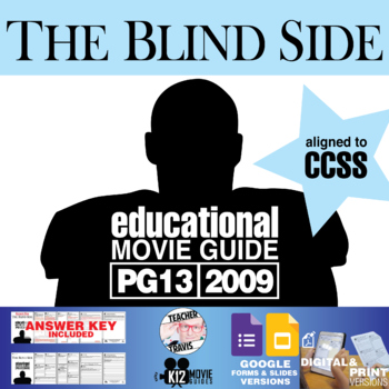 The Blind Side Movie Guide | Questions | Worksheet (PG13 - 2009)