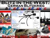 The Blitz In the West: German Blitzkrieg and the Fall of F