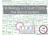 The Blood System (IB Bio 6.2)