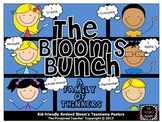 The Blooms Bunch: Kid-Friendly Revised Bloom's Taxonomy Posters