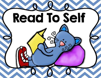 The Blue Cat - Daily Five Signs