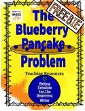 The Blueberry Pancake Problem Beginning Writer Template