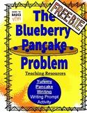 The Blueberry Pancake Problem - Writing Activity