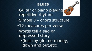 The Blues Style -Identify it, Create it, Play it!