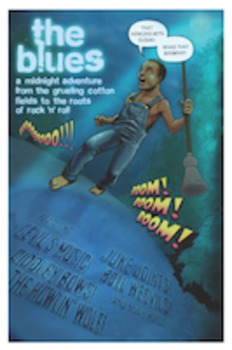 The Blues comic book 10-pack: exploring black history and American roots music