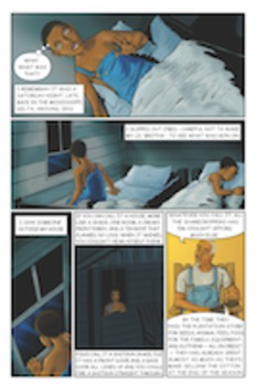 The Blues comic book 30-pack: exploring black history and American roots music