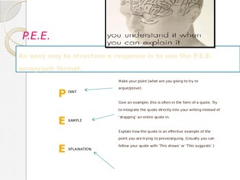 The Bluest Eye Lesson Plan pages 61-74