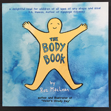 The Body Book - book, lesson plan and activities