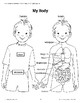 The Body Has External and Internal Parts