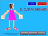 The Body Parts - Las Partes del Cuerpo - Spanish Language Series- Online App