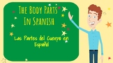 The Body Parts in Spanish!