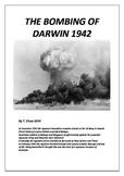 The Bombing of Darwin 1942