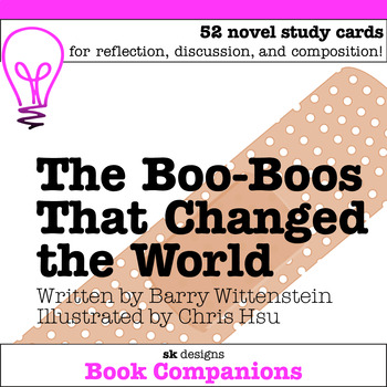 The Boo-Boos That Changed the World Discussion Question Cards