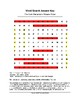 The Book Characters of Beatrix Potter Word Search (Grades 1-3)