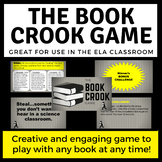The Book Crook Game--An Independent Reading or Whole Class