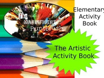 The Book Of Design: Artistic Activity Packet