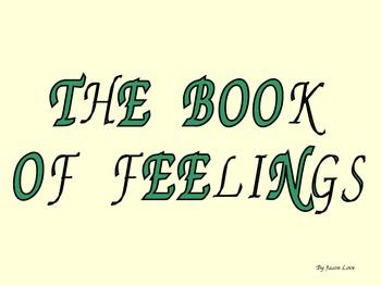 The Book Of Feelings