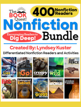 The Book Quest - Nonfiction for the Year Bundle