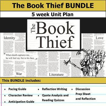 The Book Thief by S J Brull
