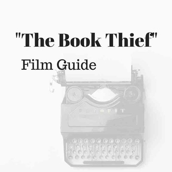 The Book Thief Film Guide