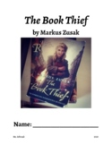 Distance Learning/No Prep Novel Guide: The Book Thief Acti