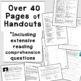 The Book Thief Full Unit Plan (WWII & Holocaust Focus)
