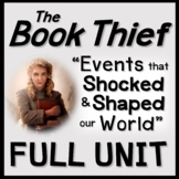 The Book Thief FULL UNIT PLAN (WWII & Holocaust Focus)