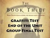 The Book Thief Graffiti Test