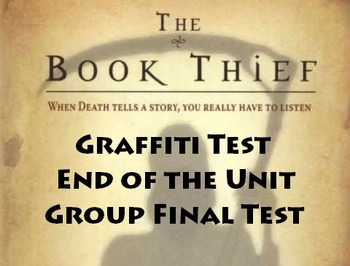 The Book Thief Graffiti Test