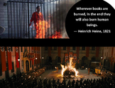 The Book Thief & ISIS: movie questions, cricitcal thinking