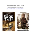 The Book Thief Literature and Movie Packet