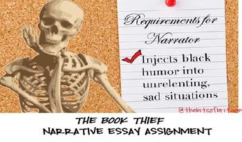 The Book Thief Narrative Essay