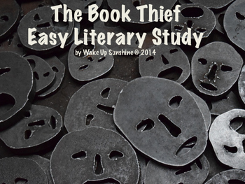 The Book Thief Easy Literary Study