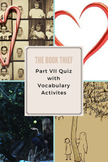 The Book Thief Part VII Quiz with Vocabulary Activities