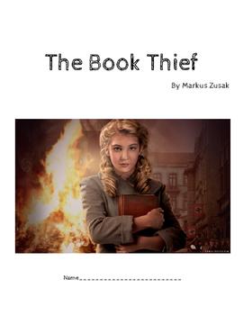 The Book Thief- Unit Materials
