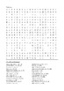 The Book Thief by Markus Zusak - Wordsearch Puzzle