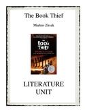 The Book Thief by Markus Zusak Literature Unit