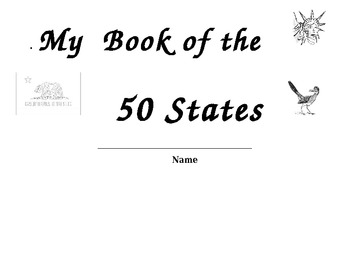photo relating to 50 States Activities Printable named 50 Suggests Packet Worksheets Training Materials TpT