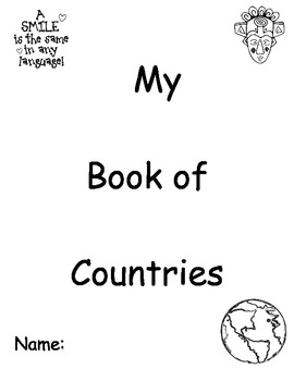 The Book of Countries