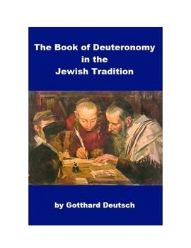 The Book of Deuteronomy in the Jewish Tradition