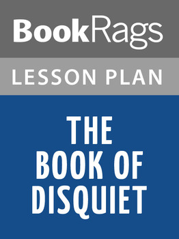 The Book of Disquiet Lesson Plans
