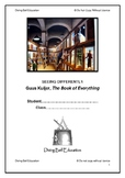 The Book of Everything by Guus Kuijer - Complete unit of work for Year 7