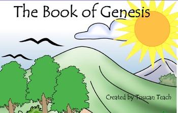 The Book of Genesis SMARTBoard Activities