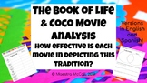 The Book of Life & Coco - Movie Analysis and Critique