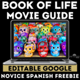 Movie Guide: The Book of Life (El Libro de Vida)