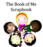 The Book of Me Scrapbook Project