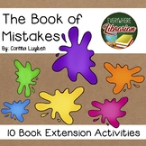 The Book of Mistakes by Corinna Luyken 10 Book Extension A