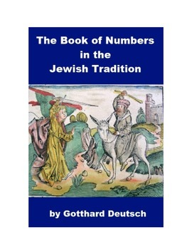 The Book of Numbers in the Jewish Tradition