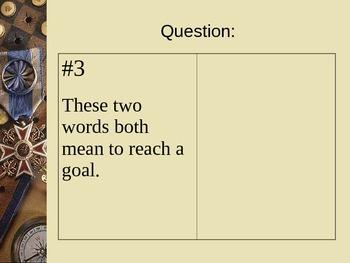 The Book of Questions ... Twenty 5-Minute PowerPoint Activities
