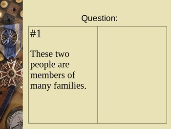 The Book of Questions...With Answers on the Tip of Your Tongue PowerPoint Vol. 2